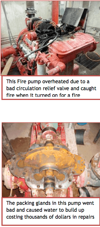 WHY ROUTINE FIRE PUMP TESTING IS REQUIRED