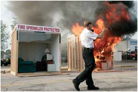 Are Fire Sprinkler Systems Effective as a Form of Fire Protection?