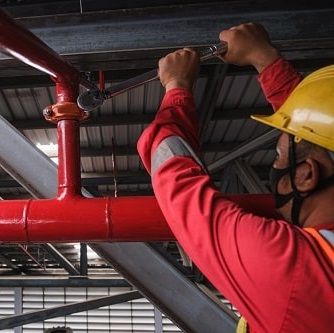 Commercial Fire Sprinkler Systems Installation