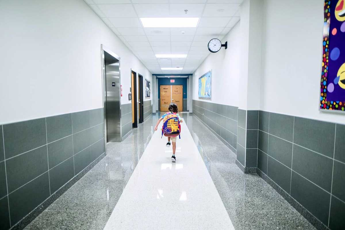 Keeping Schools Safe With Fire Sprinkler Inspections